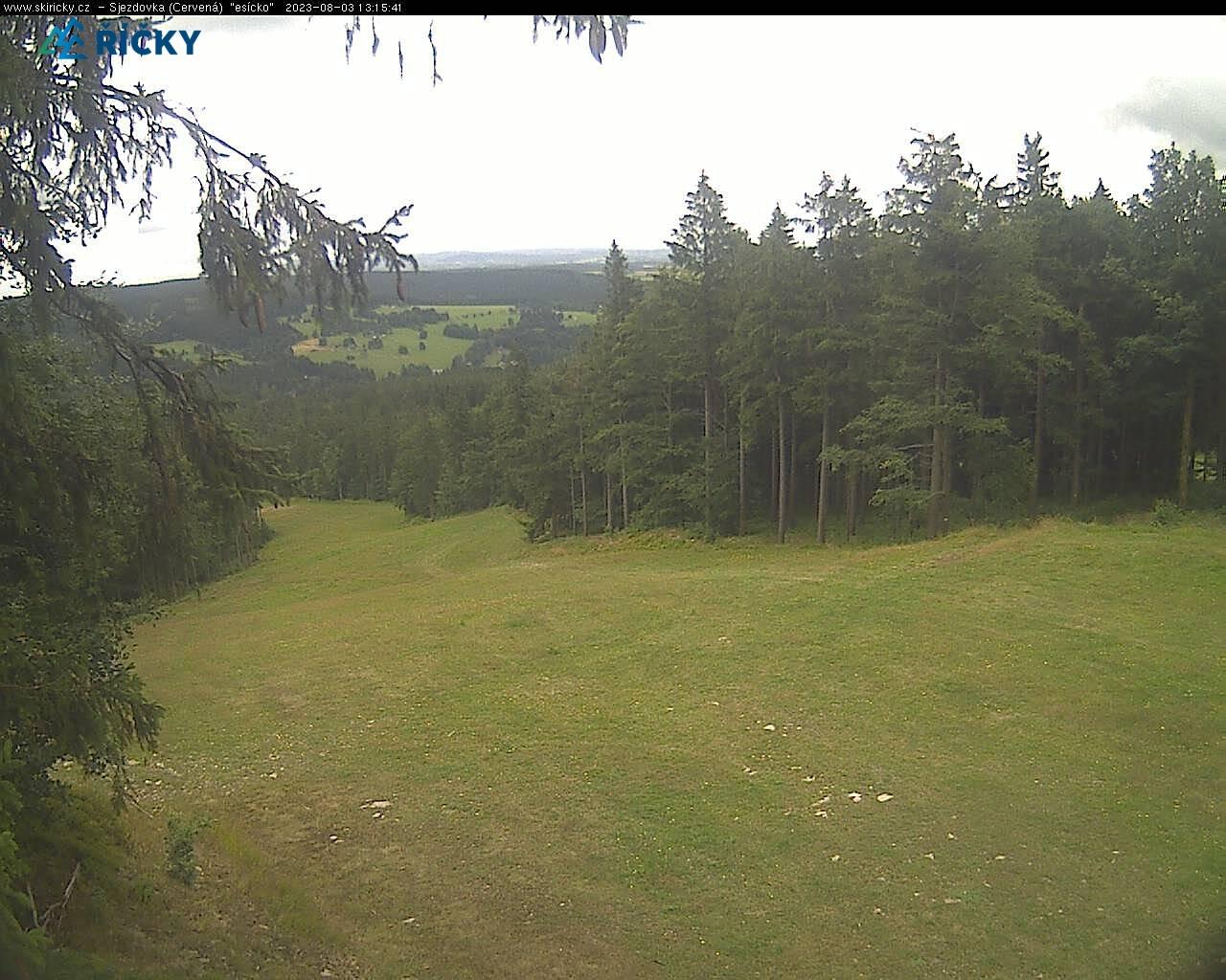 Webcam Skigebiet Ricky v O.h. cam 4 - Adlergebirge